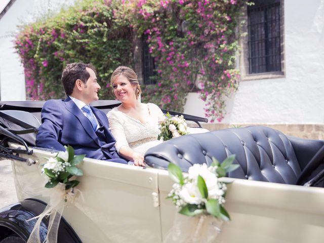 La boda de Carlos y Carmen en Jerez De La Frontera, Cádiz 20