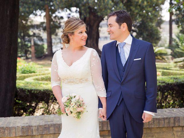 La boda de Carlos y Carmen en Jerez De La Frontera, Cádiz 25