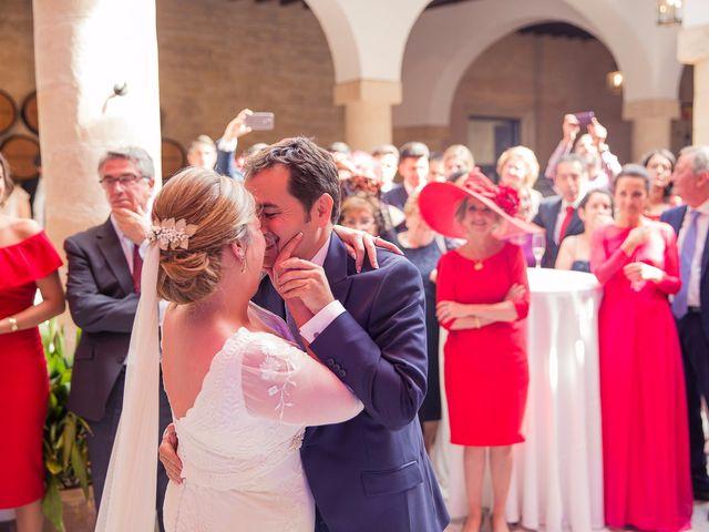 La boda de Carlos y Carmen en Jerez De La Frontera, Cádiz 34