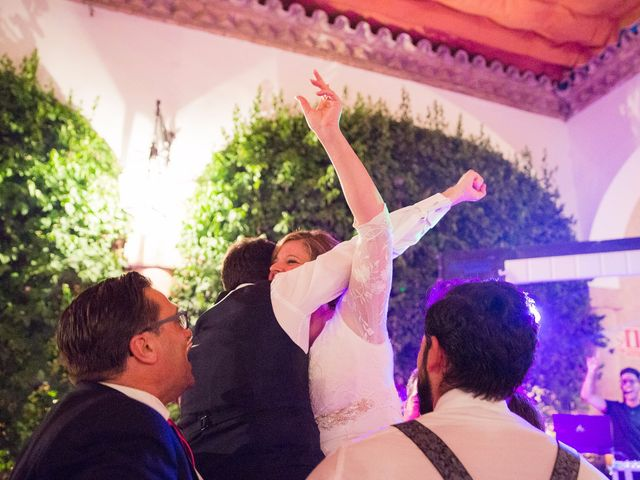La boda de Carlos y Carmen en Jerez De La Frontera, Cádiz 37