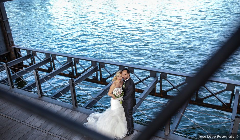 La boda de Nacho y Silvia en Huelva, Huelva
