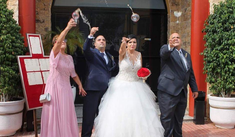 La boda de Ivan y Gema en Elx/elche, Alicante