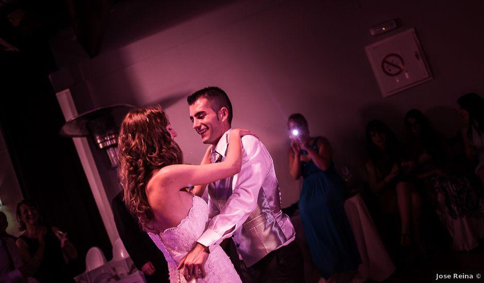 La boda de Dani y Noelia en Galapagos, Guadalajara