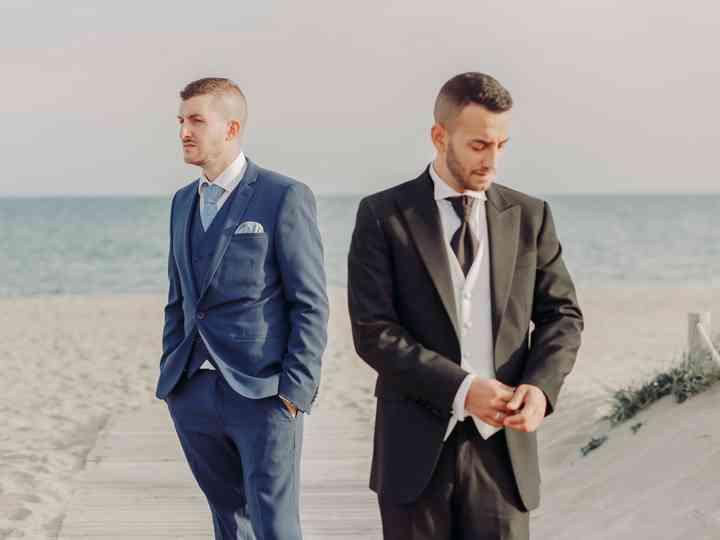 La boda de Jonatan y Ivan