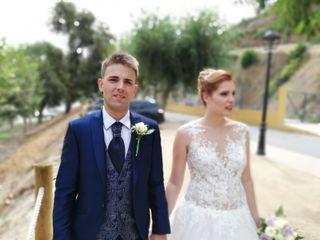La boda de Angels y Edu