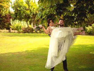 La boda de Adelina y Cristian 1