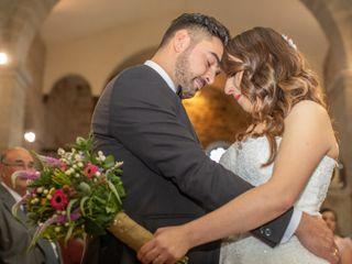 La boda de Erica y Manuel