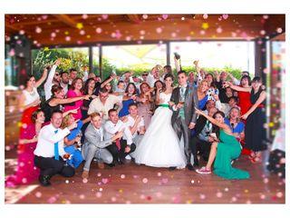 La boda de Elena y Mario 1