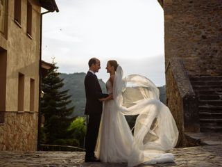 La boda de Vira y Oriol