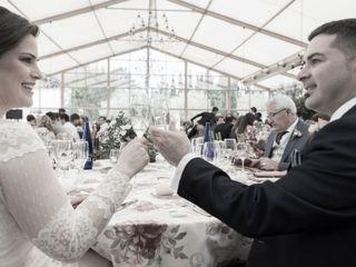 La boda de Emérita y Ángel