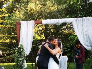 La boda de Andrea y Héctor 1