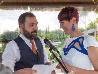 La boda de Raquel y Raul