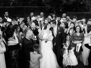 La boda de Virginia Bedmar y Christian Moreno 3