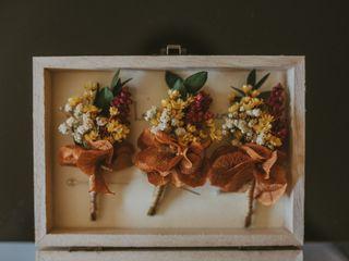 La boda de Melania y Josué 3