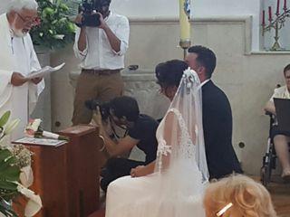 La boda de Isabel y Edu 1