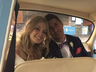 La boda de Cristina y Emil