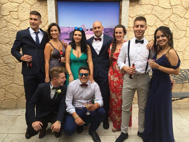 La boda de Edu y Angels en Mora D'ebre, Tarragona 2