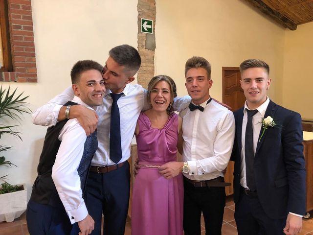 La boda de Edu y Angels en Mora D'ebre, Tarragona 3