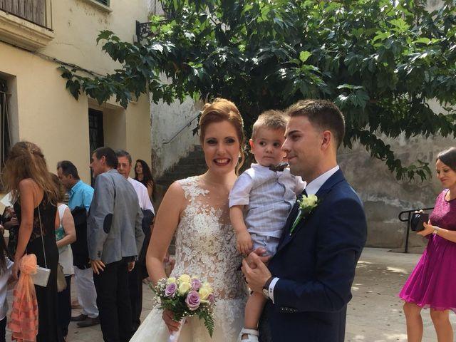 La boda de Edu y Angels en Mora D'ebre, Tarragona 4