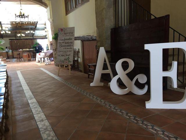 La boda de Edu y Angels en Mora D'ebre, Tarragona 6
