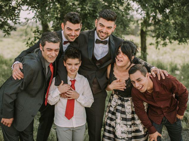 La boda de Manuel y Erica en Xinzo De Limia, Orense 9