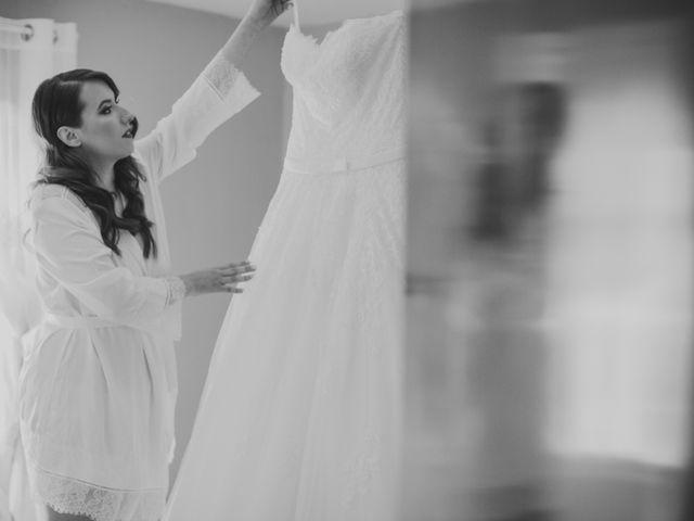 La boda de Manuel y Erica en Xinzo De Limia, Orense 15