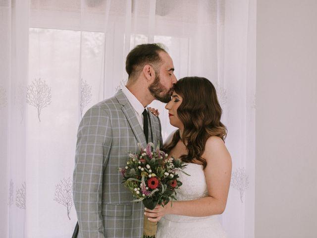 La boda de Manuel y Erica en Xinzo De Limia, Orense 18