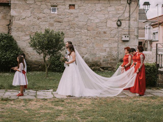 La boda de Manuel y Erica en Xinzo De Limia, Orense 26