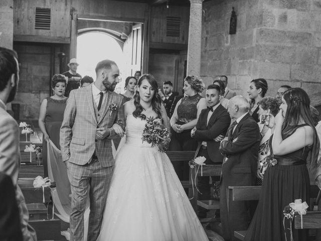 La boda de Manuel y Erica en Xinzo De Limia, Orense 27