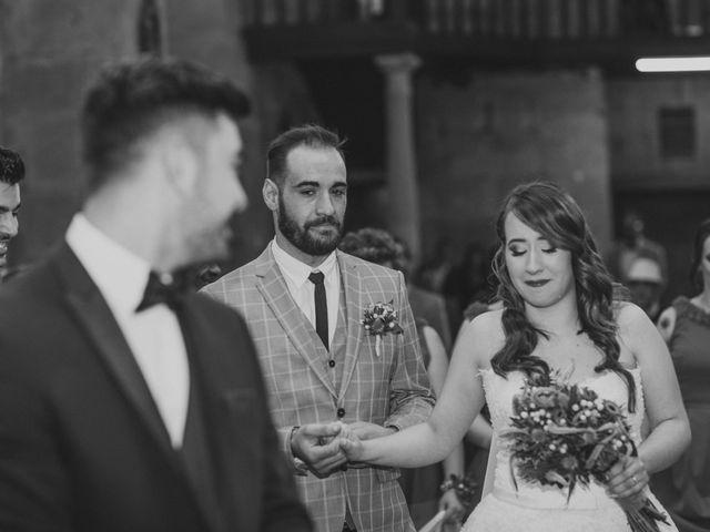La boda de Manuel y Erica en Xinzo De Limia, Orense 29