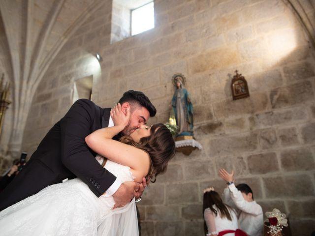 La boda de Manuel y Erica en Xinzo De Limia, Orense 31