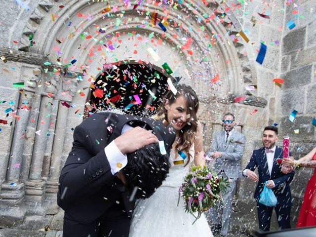 La boda de Manuel y Erica en Xinzo De Limia, Orense 32