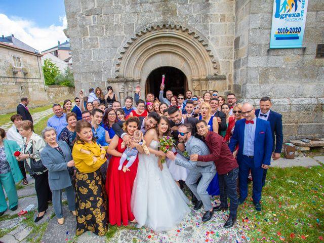 La boda de Manuel y Erica en Xinzo De Limia, Orense 33