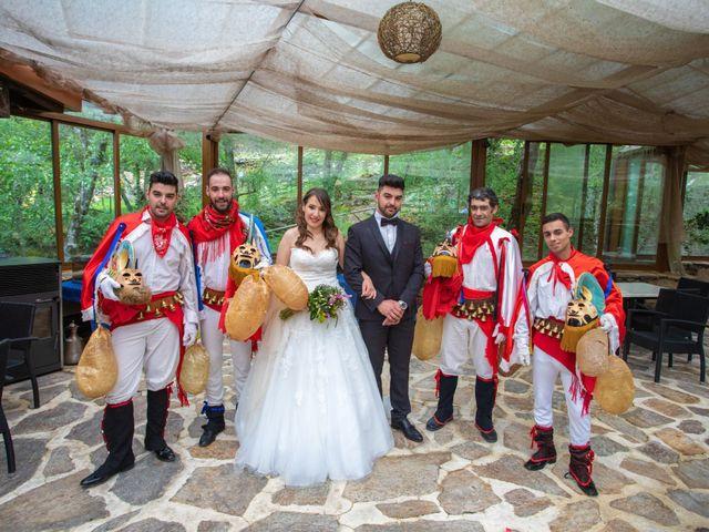 La boda de Manuel y Erica en Xinzo De Limia, Orense 37