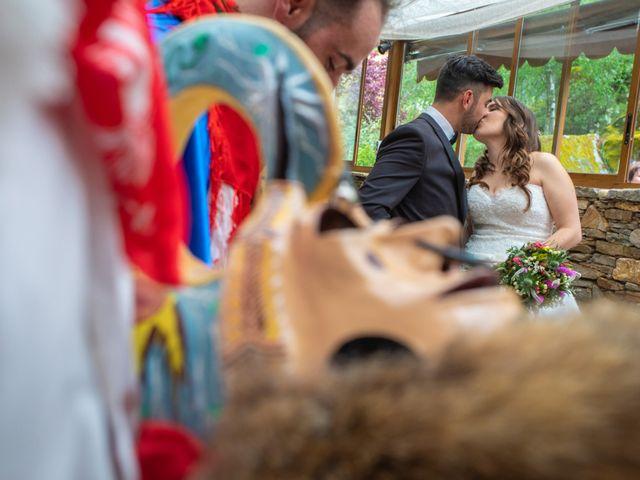 La boda de Manuel y Erica en Xinzo De Limia, Orense 38
