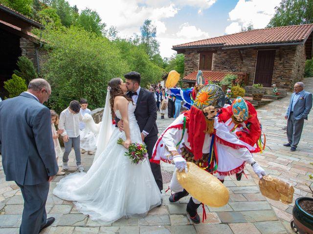 La boda de Manuel y Erica en Xinzo De Limia, Orense 39