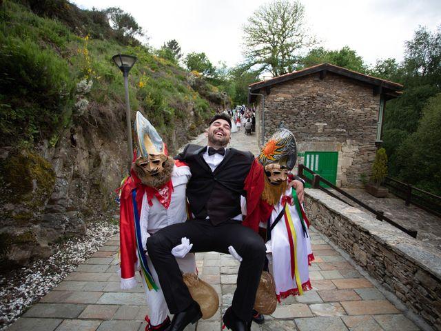 La boda de Manuel y Erica en Xinzo De Limia, Orense 40