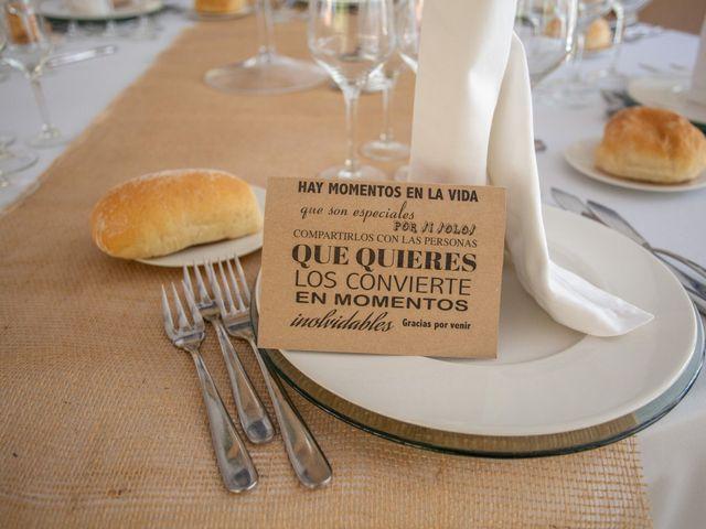 La boda de Manuel y Erica en Xinzo De Limia, Orense 41