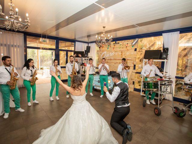 La boda de Manuel y Erica en Xinzo De Limia, Orense 47