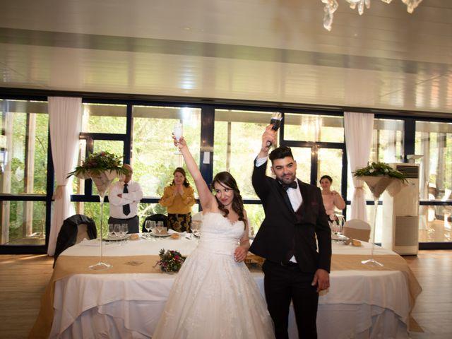 La boda de Manuel y Erica en Xinzo De Limia, Orense 48