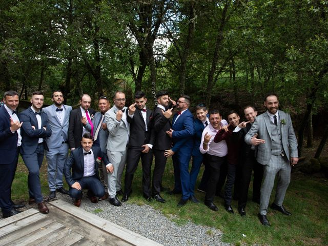 La boda de Manuel y Erica en Xinzo De Limia, Orense 50