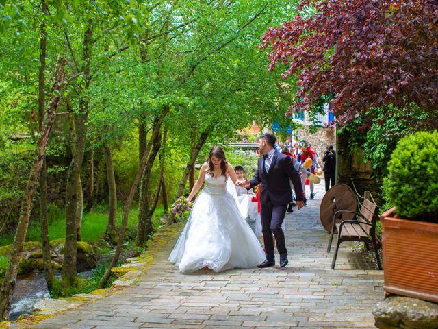 La boda de Manuel y Erica en Xinzo De Limia, Orense 51