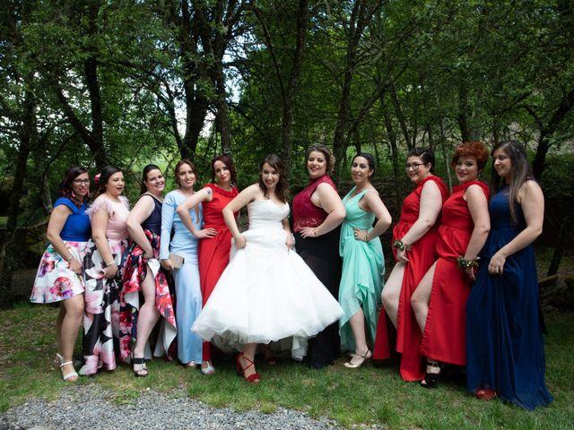 La boda de Manuel y Erica en Xinzo De Limia, Orense 52