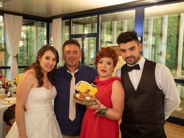 La boda de Manuel y Erica en Xinzo De Limia, Orense 54