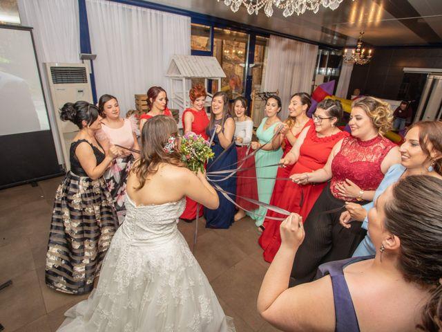 La boda de Manuel y Erica en Xinzo De Limia, Orense 55