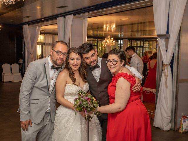 La boda de Manuel y Erica en Xinzo De Limia, Orense 56