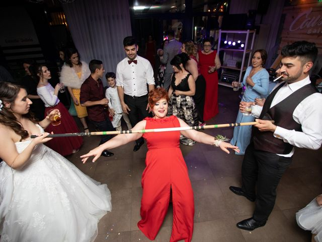 La boda de Manuel y Erica en Xinzo De Limia, Orense 57