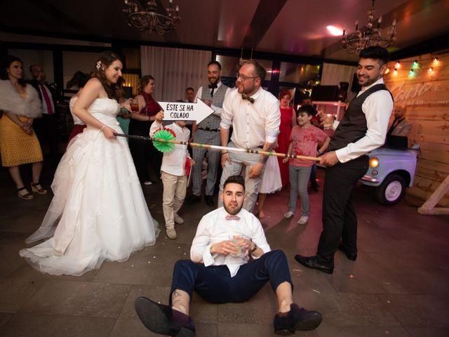 La boda de Manuel y Erica en Xinzo De Limia, Orense 58