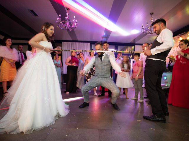 La boda de Manuel y Erica en Xinzo De Limia, Orense 59