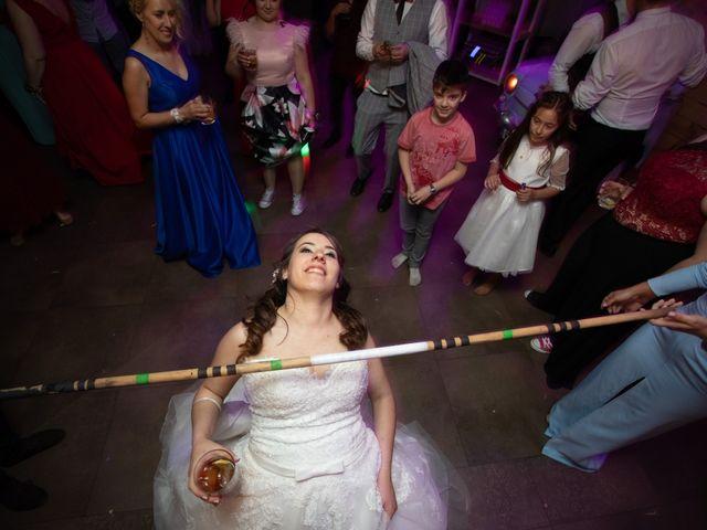 La boda de Manuel y Erica en Xinzo De Limia, Orense 61